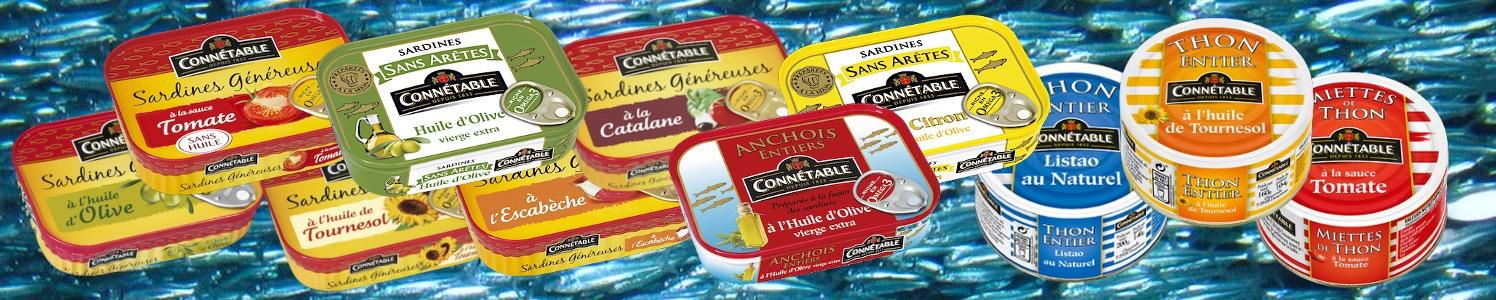 Nuestros productos Connétable Gama completa de nuestros productos Connétable…