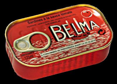 Belma Sardines in Tomato Sauce